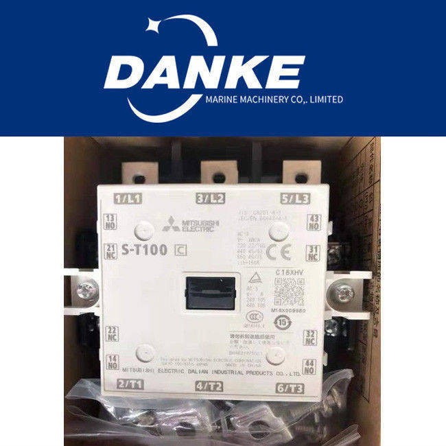 MITSUBISHI Marine Electrical Equipment High Durability S-T100 AC Contactor